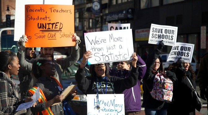 Student Unionism Against Corporate Education in New Jersey