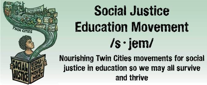 MPS Superintendent Search – Community Demands a RESTART! // SJEM Winter Social // Justice for Jamar Clark Solidarity